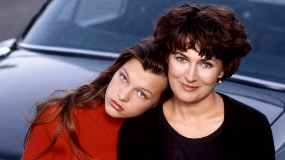 Milla Jovovich and her mother Galina Loginova by Peter Duke ©2013 All Rights Reserved